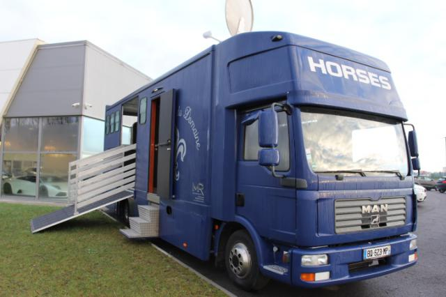camion man 12tonnes 210cv  257223